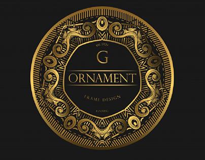 Golden Logo for a client