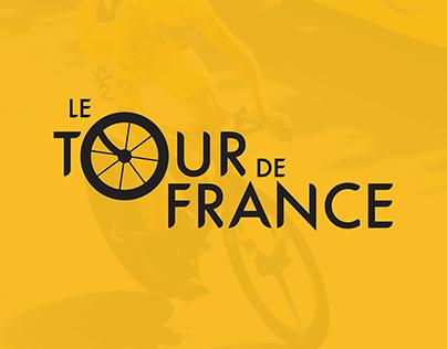 Le Tour De France Rebranding