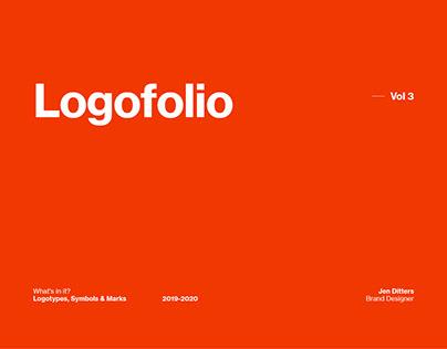 Logofolio vol 3 — 2019/2020