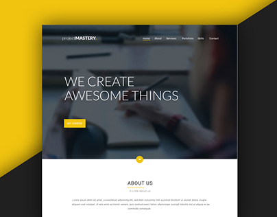 projectMastery Web Design