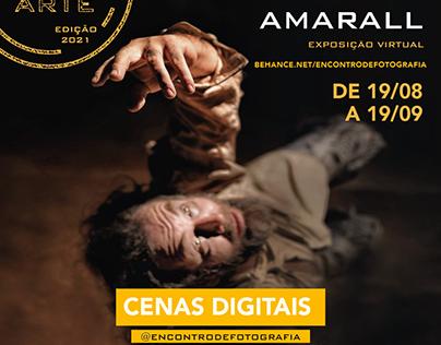 CENAS DIGITAIS por Paullo Amarall