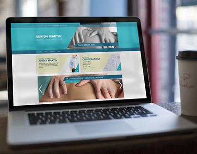 Centre Chiropratique | Web Design