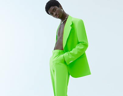 Editorial: 'Flying Colors' for WWD Magazine
