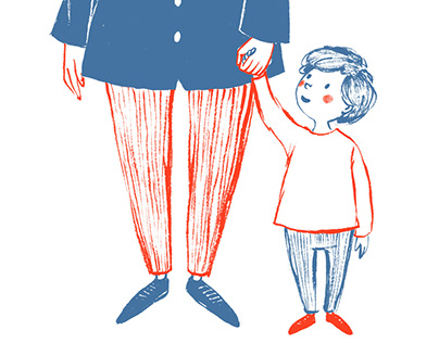 Illustration: FATHER'S DAY