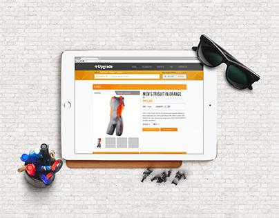 +Upgrade Branding and E-Commerce Website