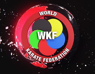 Production of 3D animation for WKF