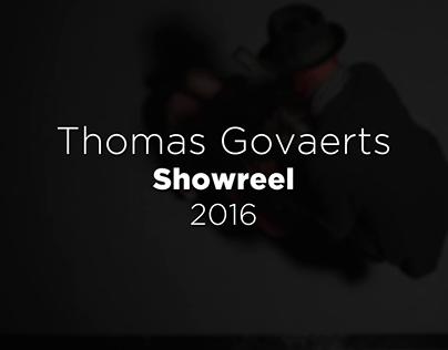 ShowReel - 2016