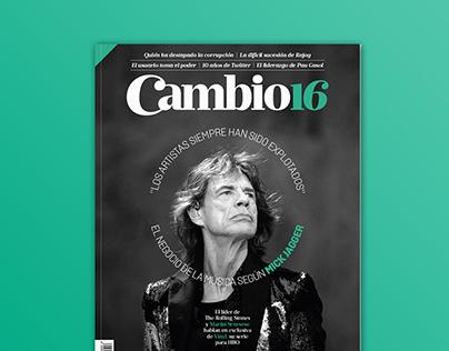 Cambio16 Marzo 2016