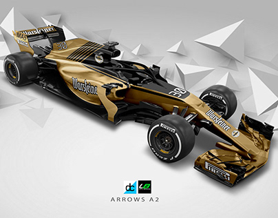 Re:Imagined - Arrows A2 livery