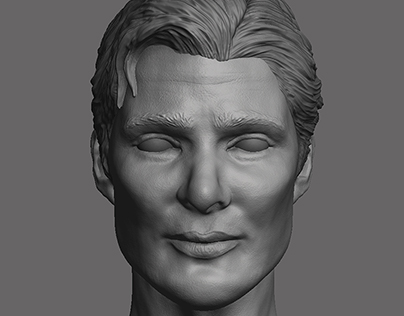Cillian Murphy Head Sculpt