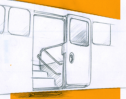 Design Of Entry/ Egress in Bus