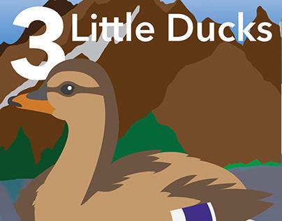 3 Little Ducks