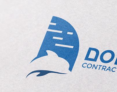 "Concept logotype ""Dolphin"""