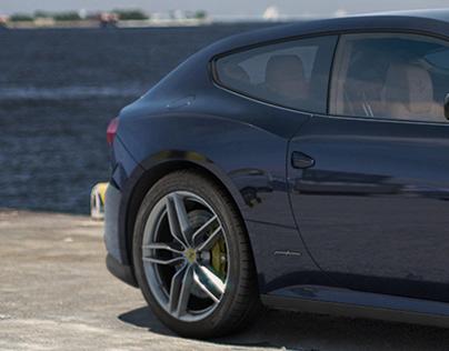 Ferrari FF - CGI Work