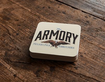 The Armory Branding