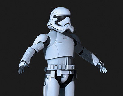 Stormtrooper New Order Model