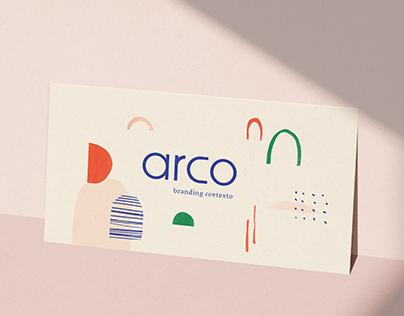 Identidade Visual | Arco: branding contexto