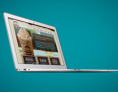 Kahala Coffee Traders Website