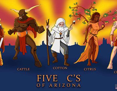 The Five C's of Arizona