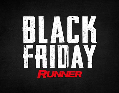 Black Friday Runner