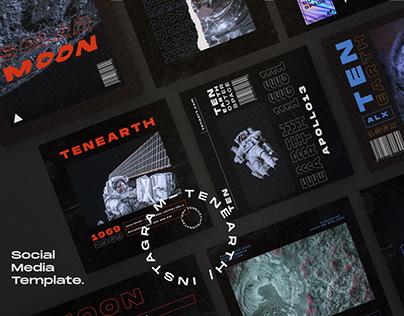 Tenearth - Social Media Kit