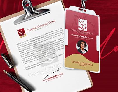 Identidade Visual | Site CCG.