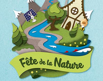 Affiche Concours Fête de la Nature