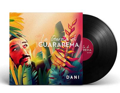 La Garota di Guararema_Cover Music design