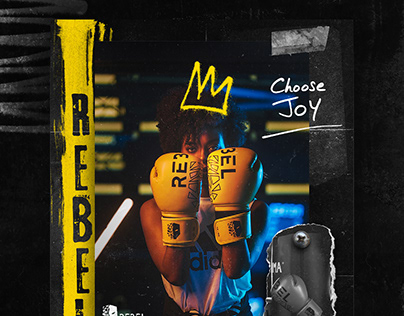 REBEL GYM | Posters