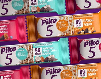 Ülker - Piko5 #dengeliatıştırmalık