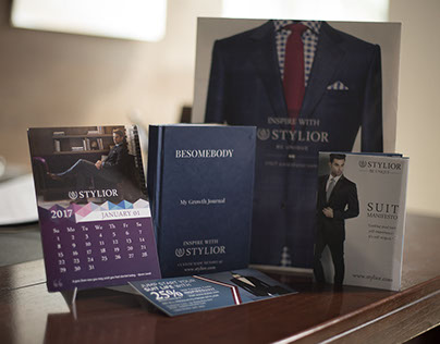 Stylior Brand Promo Kit
