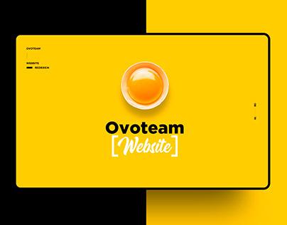 Ovoteam Website