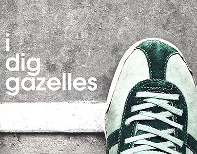 My Shoe Box - Adidas Gazelle