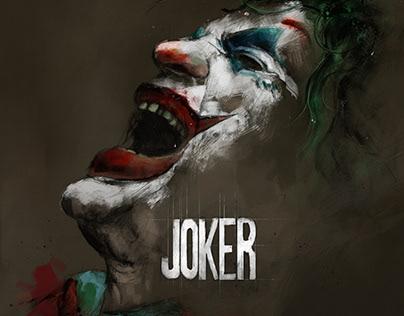 Joker - Alternative Film Poster