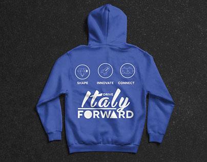 AIESEC Italia 2015/16 Sweater Design