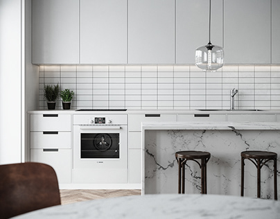 Stockholm scandinavian apartment