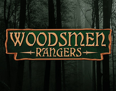 Woodsmen Rangers loog