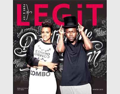 LEGiT Magazine Winter 2015