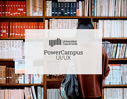 Universidad Casa Grande PowerCampus