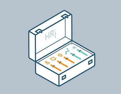 HRinstruments, Software