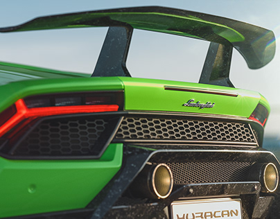 The Green Beast / Cgi & Retouching