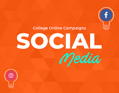 Education Social Media Designs