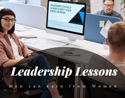 leadership lessons men can learn from women