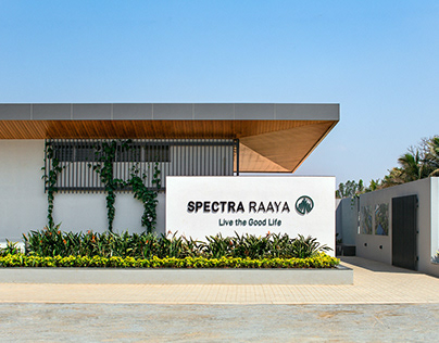 Spectra Raaya | Experience Center Architecture