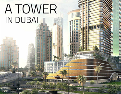 Tower in Dubai