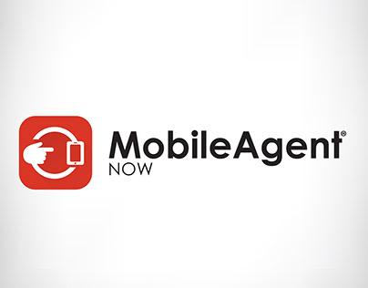 MobileAgent Logo Design