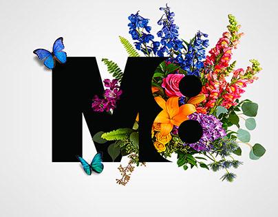 M8 Agency » Diseño y animación | Piezas de Social Media