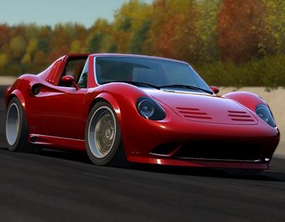 Veloce GTS-8 - Assetto Corsa