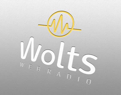 Logo Web Rádio Wolts