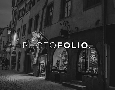 PhotoFolio.